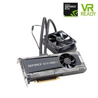 EVGA GeForce GTX 1080 Ti SC2 Gaming 11GB GDDR5X Video Card w/ Hybrid iCX Cooling Technology