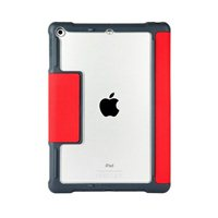STM DUX Drop Tested Case for 5th Generation iPad - Red