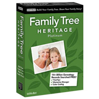 Individual Software Family Tree Heritage - Platinum 15 (PC)