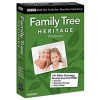 Individual Software Family Tree Heritage - Platinum 15 (PC)