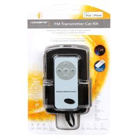 4 In 1 Car Kit With Wireless Remote