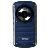 Vivitar Dvr690-Blue Polaroid Camera