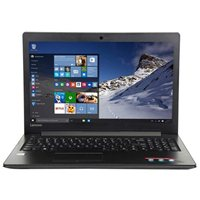 "Lenovo Ideapad 310-15ABR 15.6"" Laptop Computer - Black"