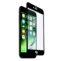 iHome 3D Full Protection Tempered Glass iPhone 6/7 - Black