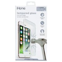 iHome 3D Tempered Glass iPhone 6 Plus/7s Plus - White