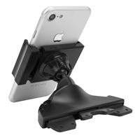 iHome Car Mount for Universal Smartphones - Black