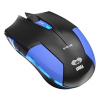 Inland Cobra M Gaming Mouse - Blue