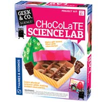 Thames And Kosmos Chocolate Science Lab