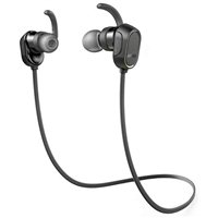 Anker SoundBuds Sports Bluetooth Wireless Earbuds - Black