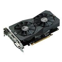 ASUS ROG Strix Radeon RX 560 O4GB Gaming Overclocked Dual-Fan 4GB GDDR5 PCIe Video Card