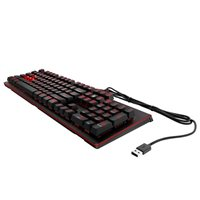 HP OMEN 1100 Keyboard w/ Greetech Blue Type Switches