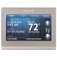 Honeywell Wi-Fi 7-Day Programmable Touchscreen Smart Thermostat