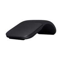 Microsoft Arc Wireless Bluetooth Mouse - Black