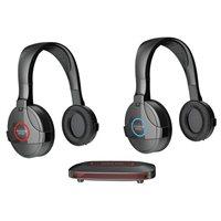 Sharper Image SHP922-GB Universal Wireless Headphones (2-Pack)