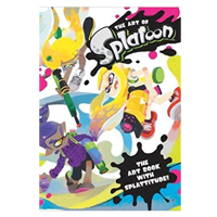 Dark Horse Books The Art of Splatoon