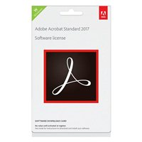 Adobe Acrobat Standard 2017 (PC)
