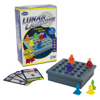 Thinkfun Lunar Landing Zero-Gravity Logic Game