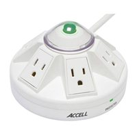 Accell Powramid Power Center - Surge Protector