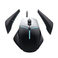 Alienware Elite Gaming Mouse - Black/Silver