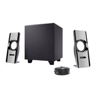 Cyber Acoustics Cyber Acoustics 2.1 powered speaker system