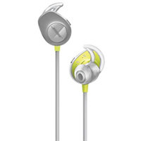 Bose SoundSport Bluetooth Wireless Earbuds - Citron