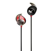 Bose SoundSport Pulse Wireless Bluetooth Earbuds - Red