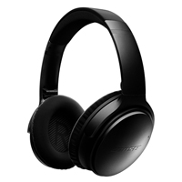 Bose QuietComfort 35 Wireless Headphones - Black