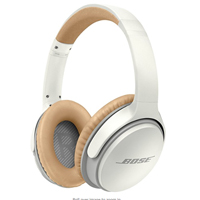 Bose SoundLink AE II Bluetooth Headphones - White