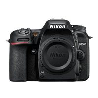 Nikon D7500 Digital SLR Body