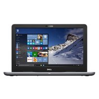 "Dell Inspiron 15-5567 15.6"" Laptop Computer - Gray"
