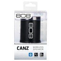 808 Audio CANZ Bluetooth Wireless Speaker - Black