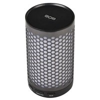 Audiovox Electronics 808 CANZ GLO Bluetooth Wireless Speaker - Gunmetal