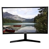 "Samsung LC24F396 24"" Curved LED Monitor w/ AMD FreeSync"