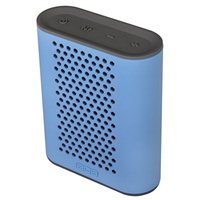 808 Audio TLS H2O Bluetooth Wireless Speaker - Blue