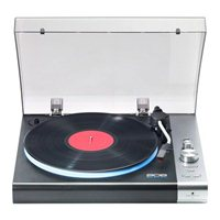 Audiovox Electronics TT100 Bluetooth Wireless Streaming Turntable
