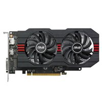 ASUS Radeon RX 560 Overclocked 2GB GDDR5 Video Card