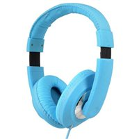 Vivitar Deejay Listen Up Stereo Headphones - Blue