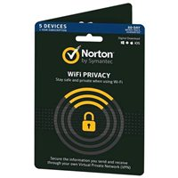 Symantec Norton WiFi Privacy - 5 Devices