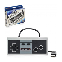 Wired NES Style Controller