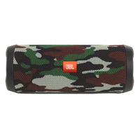 JBL Flip 4 Portable Bluetooth Speaker - Camouflage