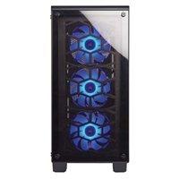 Corsair Crystal Series 460X RGB Compact ATX Mid-Tower Case Refurbished