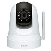 D-Link Pan & Tilt Security Camera