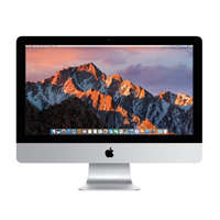 "Apple iMac MNE02LL/A 21.5"" All-in-One Desktop Computer"