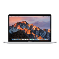"Apple MacBook Pro with Touch Bar MPTU2LL/A 15.4"" Laptop Computer - Silver"