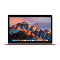 "Apple MacBook MNYM2LL/A 12"" Laptop Computer - Rose Gold"