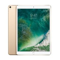 "Apple iPad Pr 10.5"" (64GB, Wi-Fi + Cellular, Gold)"