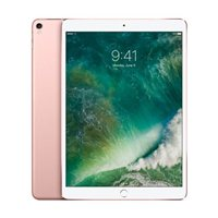 Apple 10.5-inch iPad Pro Wi-Fi Cellular 64GB - Rose Gold