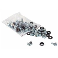 Intellinet Cage Nut Set - 20 Piece