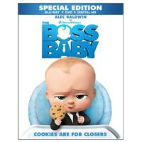 20th Century Fox Boss Baby Blu-ray