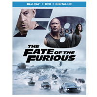 Universal The Fate of the Furious Blu-ray